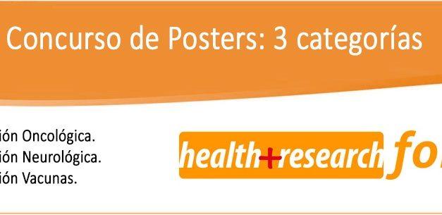 El Health&Research Forum incluirá un concurso de posters sobre investigaciones oncológicas, neurológicas y en vacunas