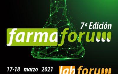 Farmaforum aplaza su séptima edición a 2021