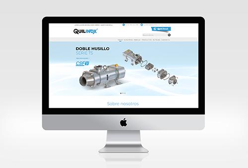 Quilinox presenta su nueva web