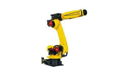 Fanuc muestra su nuevo R-2000iD: Diseño de brazo hueco para aumentar su productividad