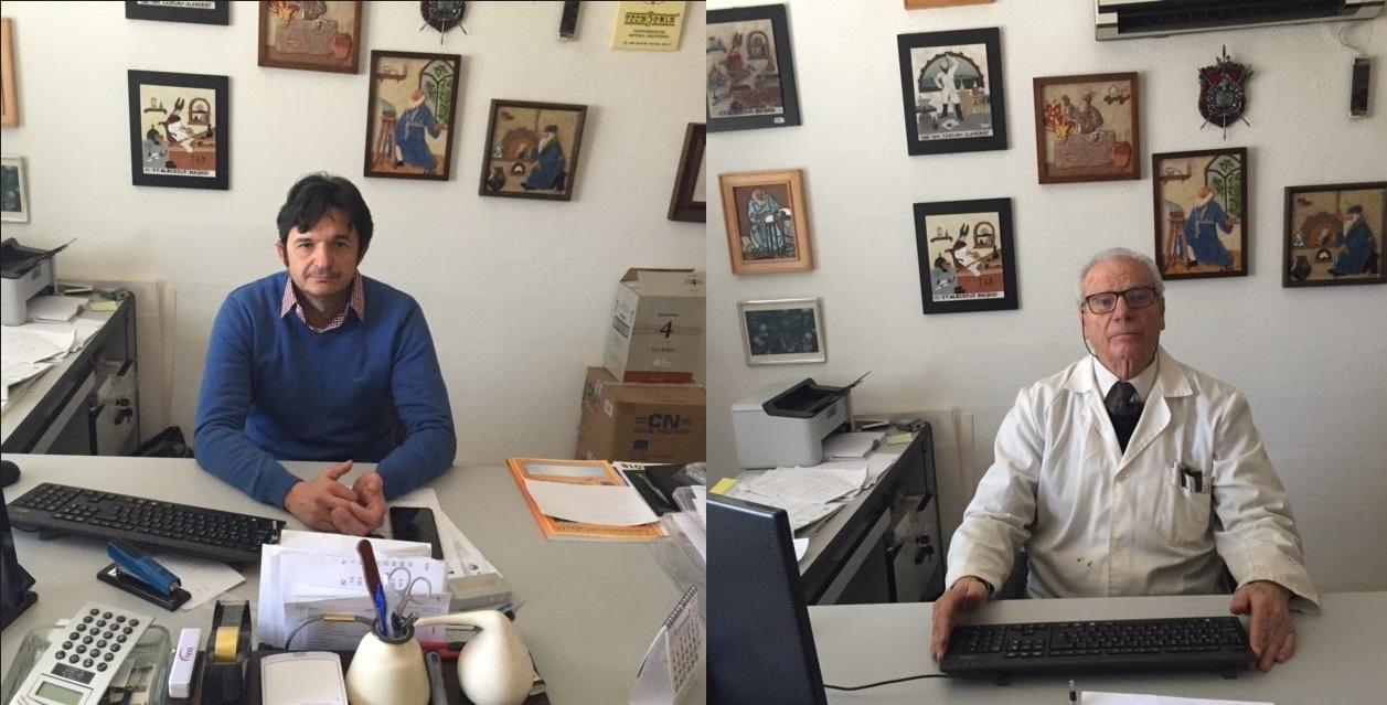 Entrevista a Gonzalo Madrid (director comercial zona Madrid) y a Ramón Madrid (Asesor y socio Tecnoquim)